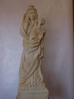 Virgen Blanca.