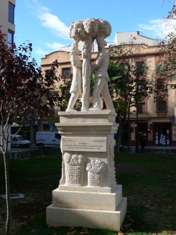 Homenaje a agricultores. Aranda de Duero (Burgos) 2013