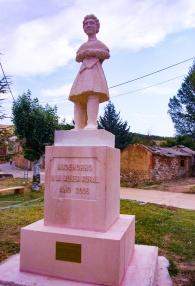 Homenaje a la Mujer rural. Aldehorno (Segovia). 2008