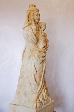 Virgen Blanca. 2002